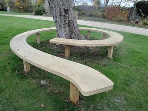 tree with bench garden tree benches that will impress you