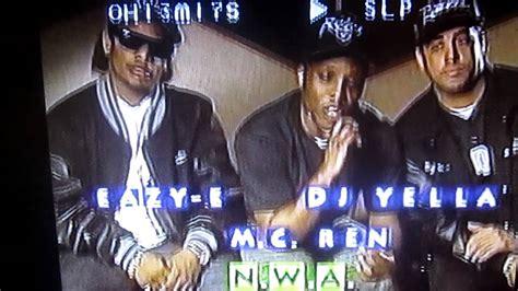 Dee Barnes And N.w.a. #sistad #throwback Vintage Video D