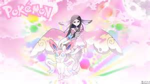 Fairy type Pokemon trainer