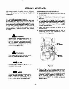 Page 34 Of Cub Cadet Lawn Mower 2135 User Guide