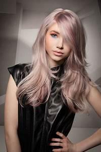 Pastell Lila Haare : frisuren mit pastell rosa haare ~ Frokenaadalensverden.com Haus und Dekorationen