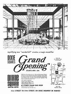 Pleasant Family Shopping: The Opening of Dixie Square Mall ...