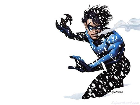 Nightwing (dc Comics)  Worldwide Comics Encyclopedia Website