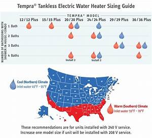Best Tankless Water Heater  2018 Hot Water Heater Reviews