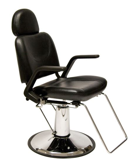 Reclining Salon Chair With Headrest by Sue All Purpose Hydraulic Salon Chair With Headrest