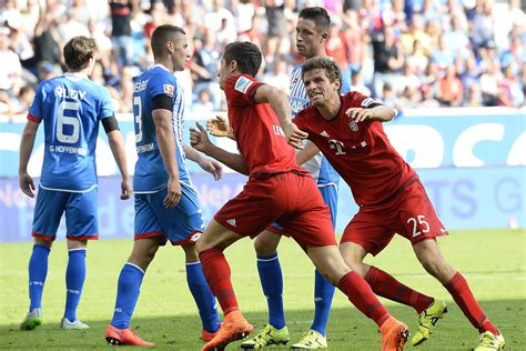 Tsg hoffenheim attack strength, tsg with our system predictions you can strengthen or weaken your bet decision. Hoffenheim vs Bayern Munich - Match Preview & Prediction ...