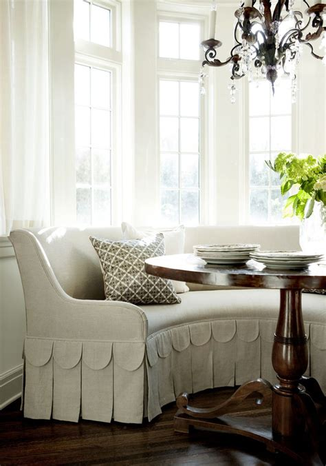 Settee In Kitchen by 17 Best Images About Banquettes On Window