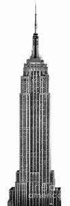 Empire state building clipart images