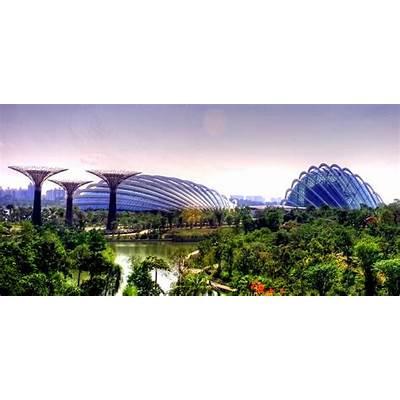 Singapore Jurong Garden Check Out
