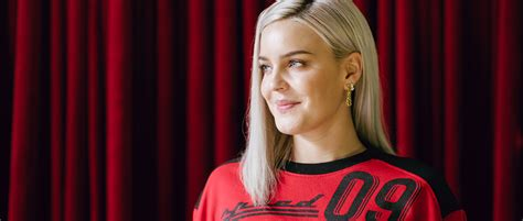 Anne-marie Talks Ed Sheeran, Positivity And