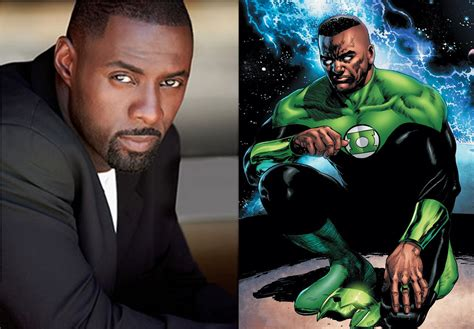cast of the green lantern the wandering image justice league cast