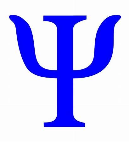 Psychology Logos Symbol Transparent Psi Greek Letter