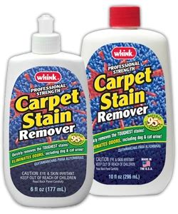 Laundry Stain Removers America S by Carpet Stain Remover Laundry Whink Products Company
