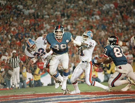 Members Of Giants 1986 Super Bowl Share Glory And Pain Of