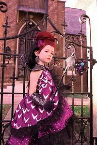 Ever After High Raven Queen Thronecoming Cosplay by ...