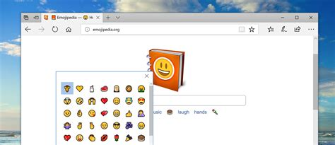 windows emoji picker