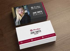 Realtor business card fragmatinfo for Business card ideas for real estate