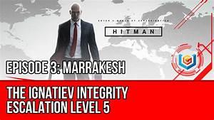 Hitman The Ignatiev Integrity Escalation Guide