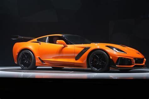 Corvette Zr1 Horsepower by 2019 Corvette Zr1 Arrives Of 2018 Press Release
