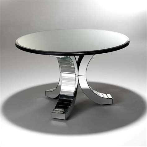 round mirrored dining room table 45 best images about the great gatsby look on pinterest