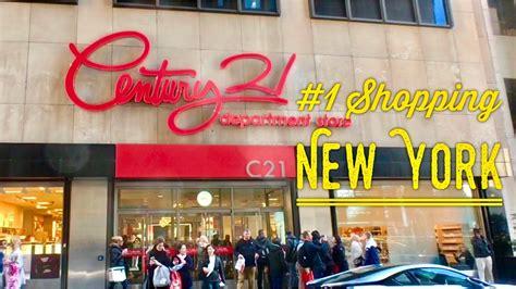 New York Best Shopping Century 21 Department Store Tour
