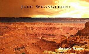 2001 Jeep Wrangler Owners Manual User Guide