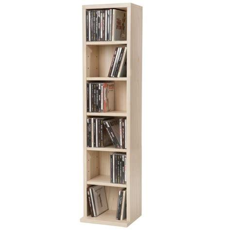 meuble range cd dvd 5 201 tag 232 res de rangement ajustables colonne tour 102 cd 21 cm x 90 cm x
