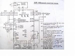 Help Wiring Old Hitachi Esp