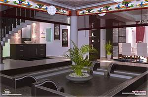 House plans with courtyards in kerala arts courtyard for Courtyard houses design ideas