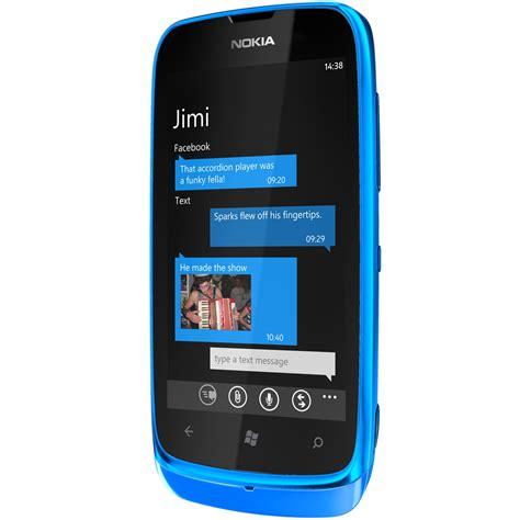 nokia lumia 610 with windows phone 7 5 mango the tech journal