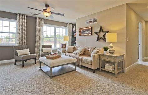 living room  medium beige frieze twisted carpet