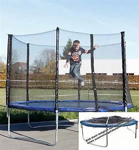 Trampolin Netz 366 : neuheit gsd trampolin 366 cm mit faltbarem netz nach ~ Whattoseeinmadrid.com Haus und Dekorationen