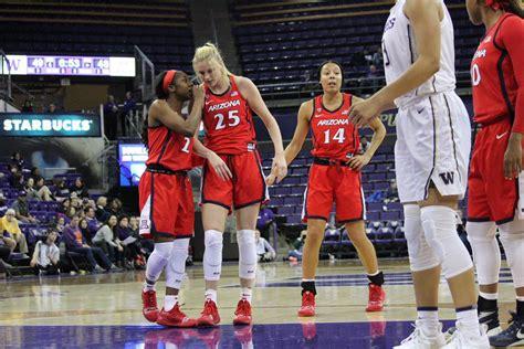 Arizona women's basketball drops shootout to Washington ...