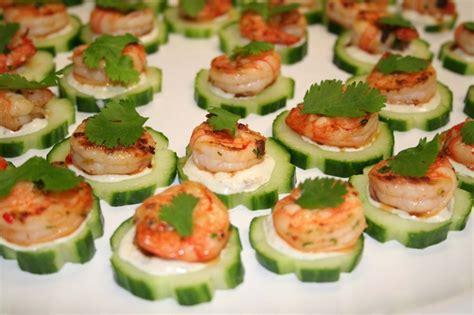 posh canape recipes seared chilli prawn canape chef macfarlanes food cafe