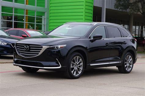 New 2018 Mazda Cx9 Signature Sport Utility In Irving
