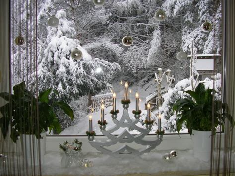 Weihnachtsdeko Wohnzimmer Fenster by Weihnachtsdeko Mein Zuhause Lupinchen 33368