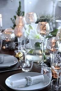 Festliche Tischdeko Weihnachten : lieblingsidee festliche tischdekoration f r weihnachten ~ Udekor.club Haus und Dekorationen