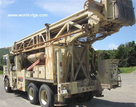 ingersoll rand t4w drill rig for sale land rigs for sale