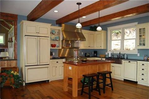 large eat  kitchen house plans