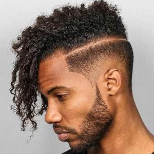 Undercut Hairstyle Black Men