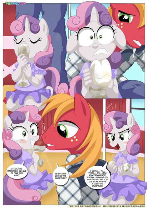 Read Palcomix Be My Special Somepony Se Mi Pony