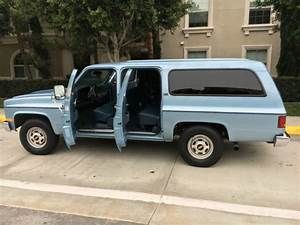 1990 Chevy Suburban 2500 Scottdale For Sale