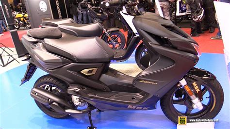 2016 mbk nitro 50cc scooter walkaround 2015