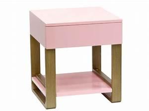 Casa Table De Chevet : 50 tables de chevet pour tous les styles elle d coration ~ Teatrodelosmanantiales.com Idées de Décoration