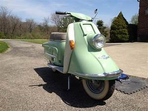 Heinkel Tourist Dot Com   For Sale
