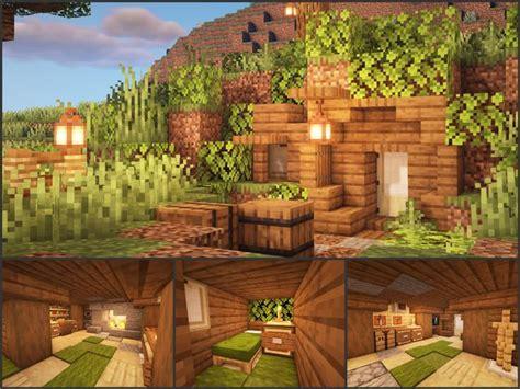 hobbit house inspired  hermitcraft thoughts