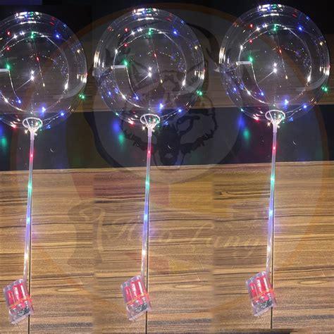 led balloon lights bobo led ballon light 18 inch led string light bobo