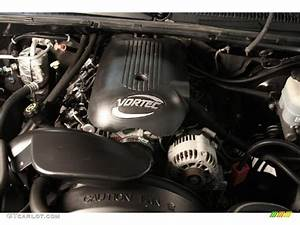 2002 Chevrolet Silverado 1500 Ls Regular Cab 4 8 Liter Ohv