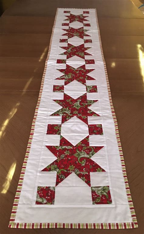 quilted christmas table runner xmas table runner holiday