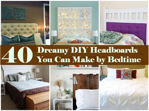 dreamy diy headboards     bedtime diy